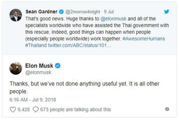 Đội bóng Thái Lan mắc kẹt trong hang đã nhận được tàu ngầm mini của Elon Musk, sẵn sàng tác chiến giải cứu - Ảnh 5.