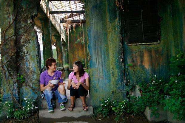 Ủ chín 10 năm, loạt ảnh hậu trường chưa từng công bố của Bỗng Dưng Muốn Khóc vừa được tiết lộ! - Ảnh 2.