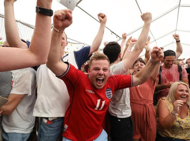 37 triệu fan Anh sẽ theo dõi trận bán kết World Cup 2018 với Croatia - Ảnh 2.