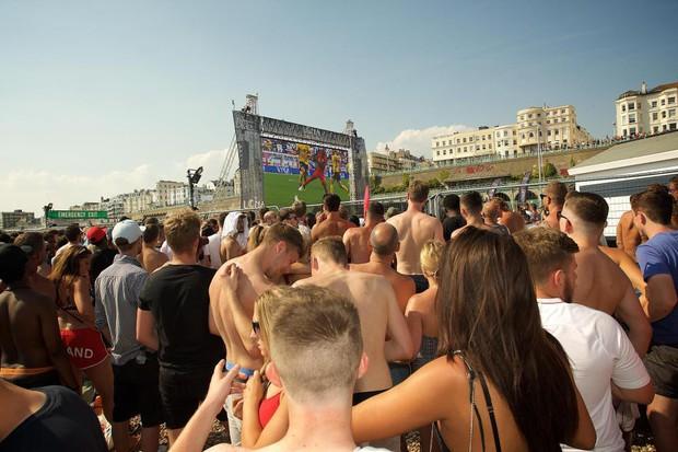 37 triệu fan Anh sẽ theo dõi trận bán kết World Cup 2018 với Croatia - Ảnh 3.