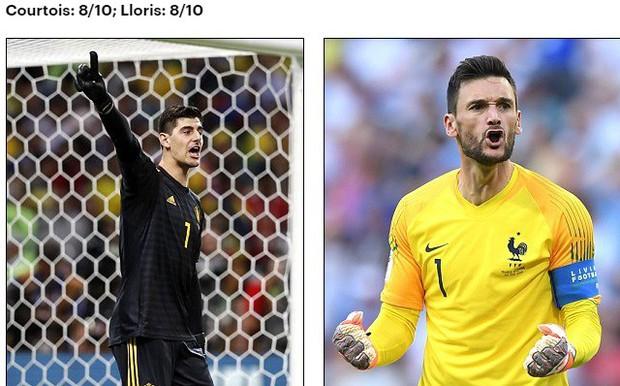 Bán kết World Cup Pháp - Bỉ: So sánh tương quan lực lượng 2 đội - Ảnh 1.