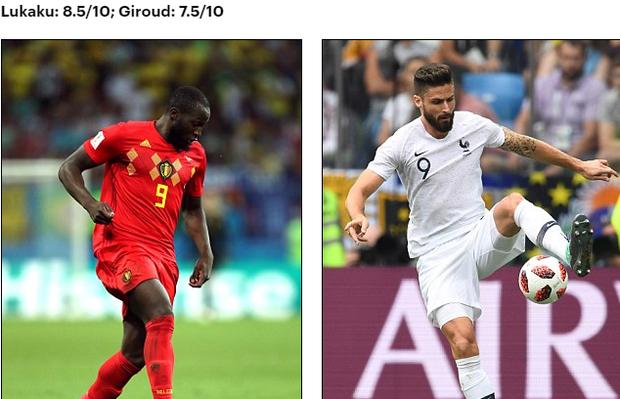 Bán kết World Cup Pháp - Bỉ: So sánh tương quan lực lượng 2 đội - Ảnh 10.