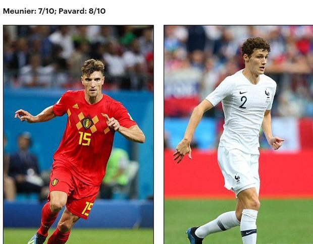 Bán kết World Cup Pháp - Bỉ: So sánh tương quan lực lượng 2 đội - Ảnh 2.