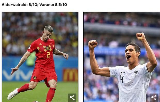 Bán kết World Cup Pháp - Bỉ: So sánh tương quan lực lượng 2 đội - Ảnh 3.