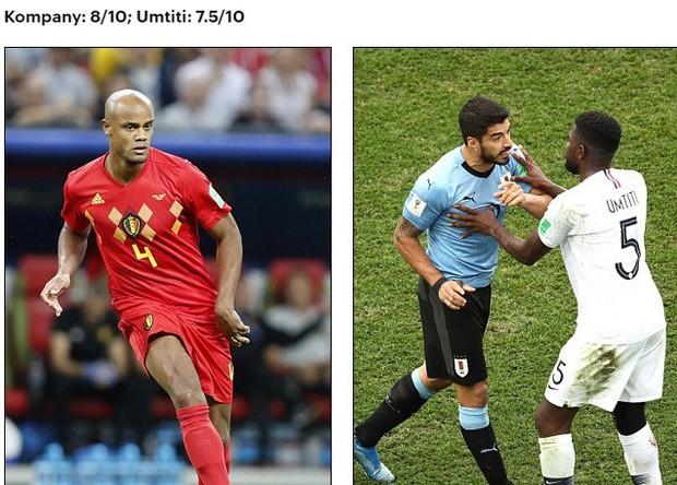 Bán kết World Cup Pháp - Bỉ: So sánh tương quan lực lượng 2 đội - Ảnh 4.
