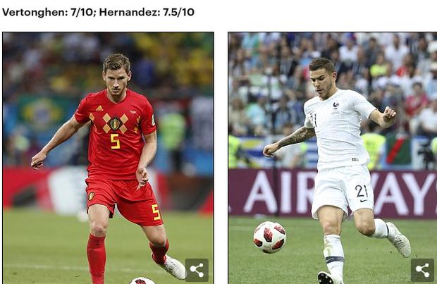 Bán kết World Cup Pháp - Bỉ: So sánh tương quan lực lượng 2 đội - Ảnh 5.