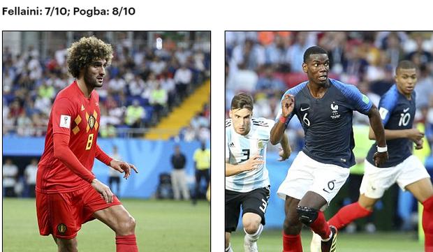 Bán kết World Cup Pháp - Bỉ: So sánh tương quan lực lượng 2 đội - Ảnh 6.