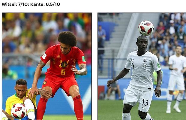 Bán kết World Cup Pháp - Bỉ: So sánh tương quan lực lượng 2 đội - Ảnh 7.