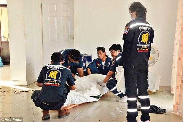 Thái Lan: Người đàn ông đột ngột qua đời trong nhà riêng, bị chó cưng ăn mất một phần gương mặt - Ảnh 2.