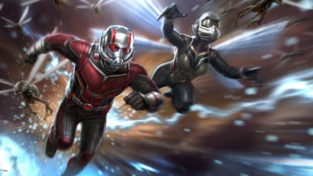 Hậu credit của Ant-Man and the Wasp là bước thụt lùi của Marvel? - Ảnh 1.