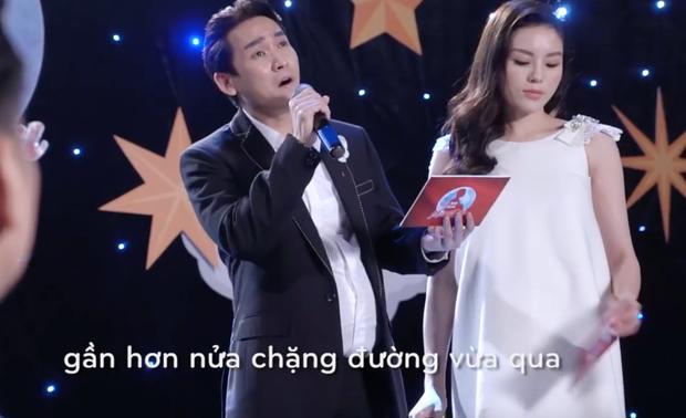 Clip: Ai cũng bật cười khi cặp đôi Trường Giang - Hương Giang khoe giọng - Ảnh 6.