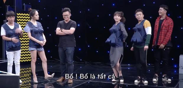 Clip: Ai cũng bật cười khi cặp đôi Trường Giang - Hương Giang khoe giọng - Ảnh 5.