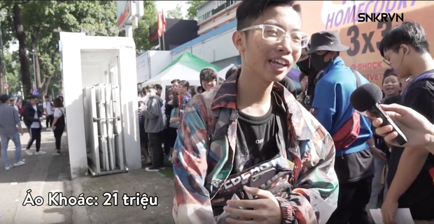 Sneaker Fest 2018: Rich Kid Việt bóc set đồ trăm triệu - Ảnh 3.
