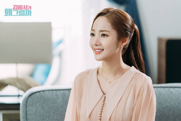 Hậu trường Thư Ký Kim: Quá bất ngờ với thứ đựng trong hộp quà Park Seo Joon mang ra đảo - Ảnh 15.