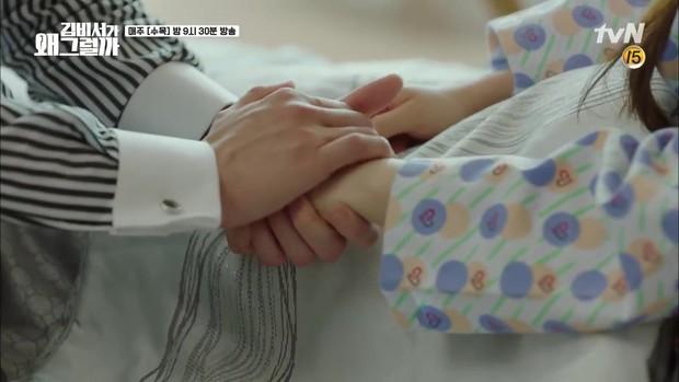 Thư Ký Kim tập 11: Mất bình tĩnh với cảnh giường chiếu đầu tiên của đôi chính - Ảnh 22.