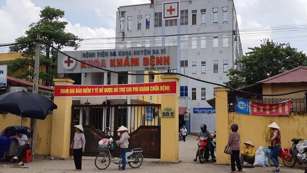 Bộ y tế yêu cầu làm rõ vụ bệnh viện trao nhầm con ở Hà Nội - Ảnh 1.