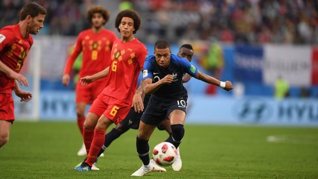 Niềm vui vỡ òa, Pháp hạ gục Bỉ để hiên ngang tiến vào chung kết World Cup 2018 - Ảnh 4.