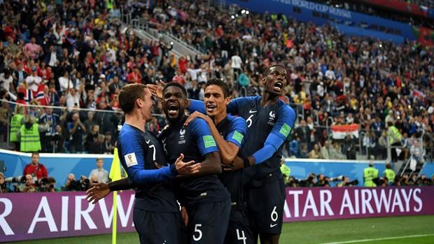 Sao tuyển Pháp tặng chiến thắng cho đội bóng nhí Thái Lan vừa được giải cứu thành công - Ảnh 2.