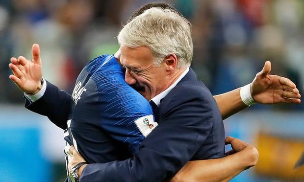 HLV Pháp Deschamps đưa tuyển Pháp vào chung kết World Cup 2018 - Ảnh 2.