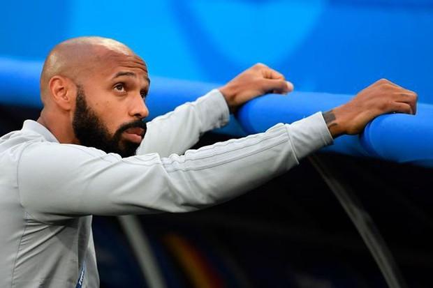 Sắc thái Thierry Henry trong nghịch cảnh bán kết Pháp - Bỉ - Ảnh 1.