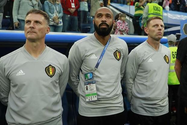 Sắc thái Thierry Henry trong nghịch cảnh bán kết Pháp - Bỉ - Ảnh 2.