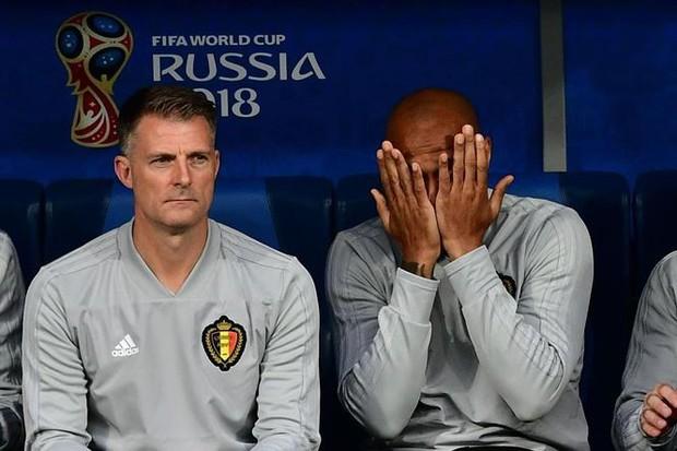 Sắc thái Thierry Henry trong nghịch cảnh bán kết Pháp - Bỉ - Ảnh 4.