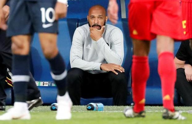 Sắc thái Thierry Henry trong nghịch cảnh bán kết Pháp - Bỉ - Ảnh 7.