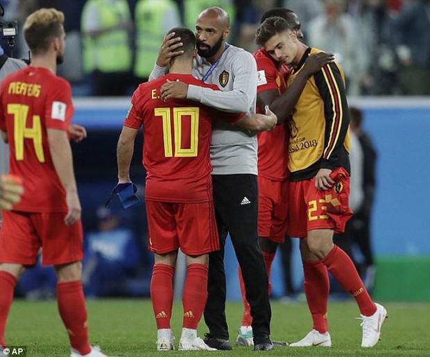 Sắc thái Thierry Henry trong nghịch cảnh bán kết Pháp - Bỉ - Ảnh 9.