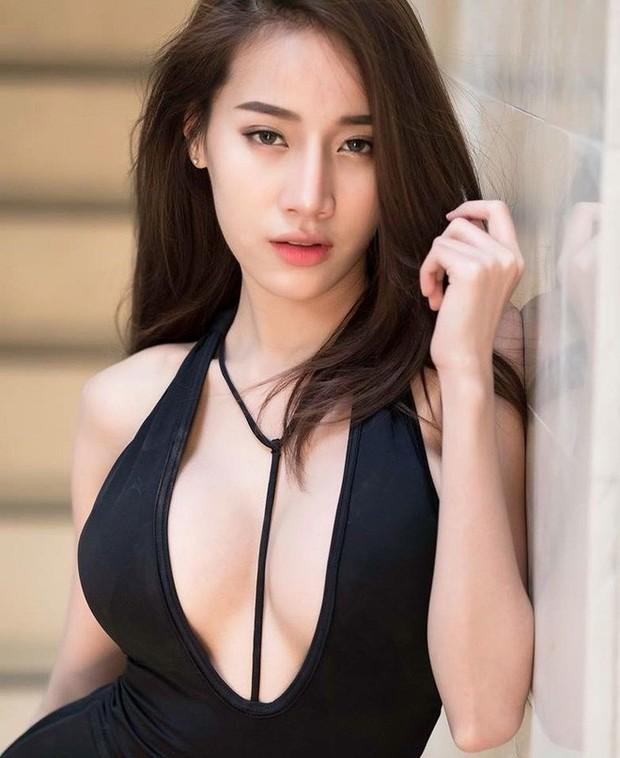 Mỹ nhân Thái khiến cộng đồng mạng đứng hình vì khuôn mặt thiên thần và thân hình nóng bỏng - Ảnh 7.