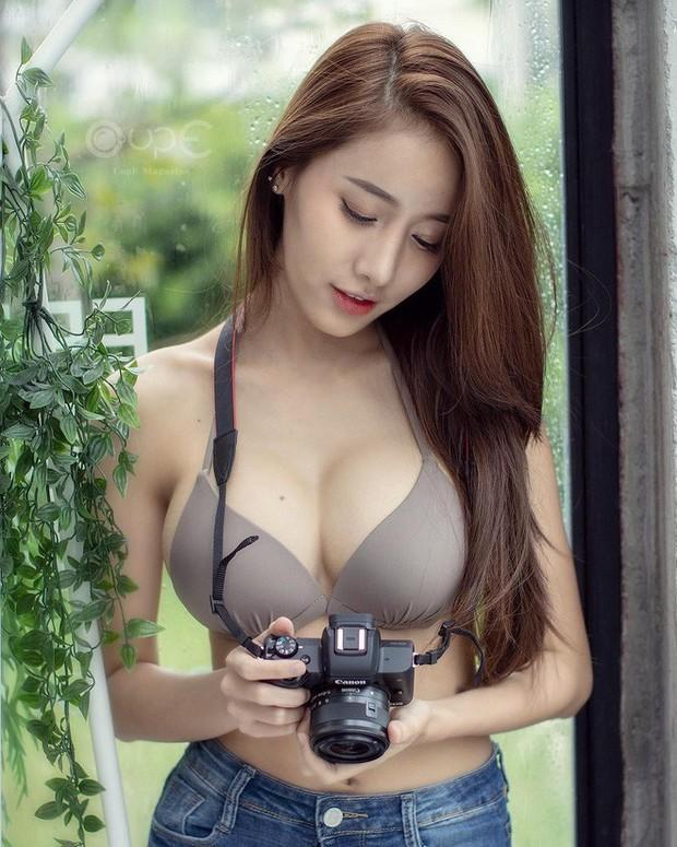 Mỹ nhân Thái khiến cộng đồng mạng đứng hình vì khuôn mặt thiên thần và thân hình nóng bỏng - Ảnh 4.