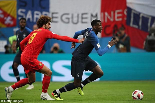 Pogba lên tiếng trước những lời chỉ trích về phong độ thiếu thuyết phục ở World Cup 2018 - Ảnh 2.