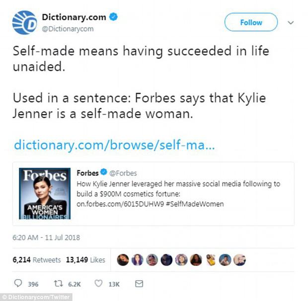 Kylie sắp soán ngôi Mark Zuckerberg để thành tỷ phú trẻ nhất, nhưng gây tranh cãi vì danh hiệu Forbes phong cho - Ảnh 6.