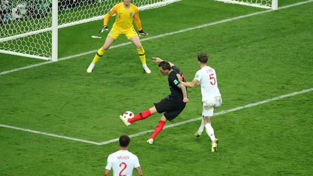 Thua đau ở hiệp phụ, Anh nhường vé chung kết World Cup 2018 cho Croatia - Ảnh 6.