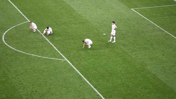 Thua đau ở hiệp phụ, Anh nhường vé chung kết World Cup 2018 cho Croatia - Ảnh 7.