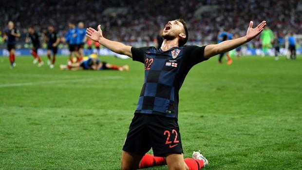 Hãy ngả mũ thán phục đội tuyển Croatia! Góp mặt ở chung kết World Cup 2018 sau 3 trận liên tiếp phải đấu thêm hiệp phụ - Ảnh 5.