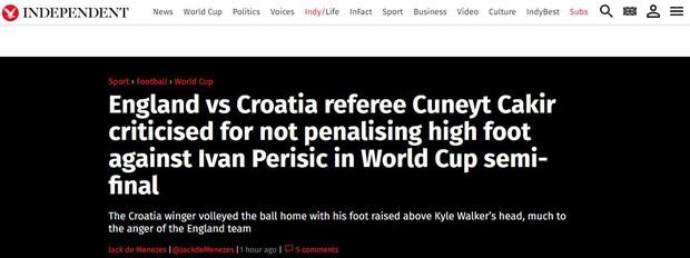 Đội tuyển Anh nhận một bàn thua oan trước Croatia? - Ảnh 2.