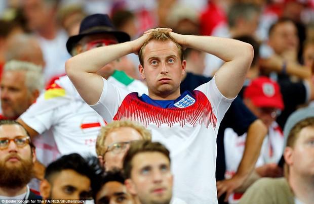 Dù thất bại trước Croatia, đội tuyển Anh vẫn được bà Theresa May và hoàng tử William hết lòng khen ngợi - Ảnh 2.