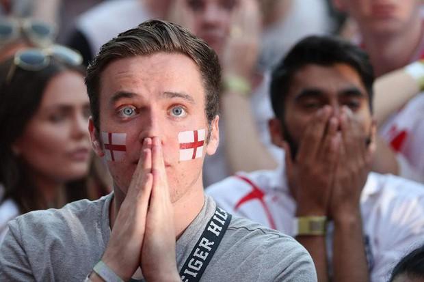 Beckham thẫn thờ nhìn Anh lỡ hẹn chung kết World Cup 2018 - Ảnh 2.