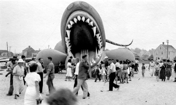Rắn khổng lồ Nantucket 1937: Con quái vật biển gây rúng động giới khoa học, làm dân tình khiếp sợ xanh mặt hóa ra chỉ là... bong bóng đồ chơi - Ảnh 6.