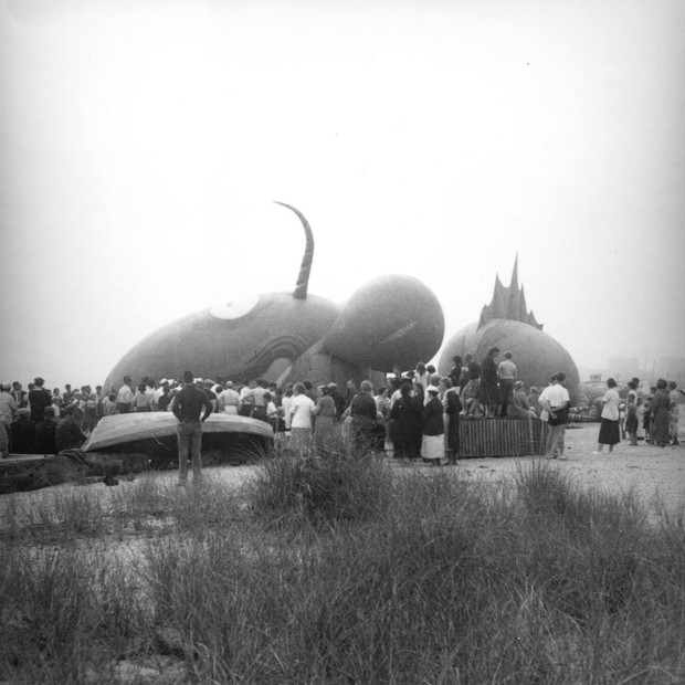 Rắn khổng lồ Nantucket 1937: Con quái vật biển gây rúng động giới khoa học, làm dân tình khiếp sợ xanh mặt hóa ra chỉ là... bong bóng đồ chơi - Ảnh 9.