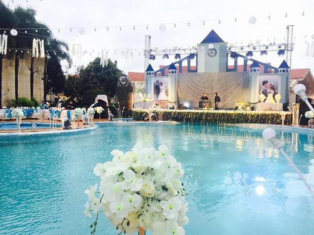 Lễ báo hỉ hoành tráng mời 1.000 khách, nguyên dàn motor đưa dâu, riêng trang trí đã hết 200 triệu ở Buôn Mê Thuột - Ảnh 13.