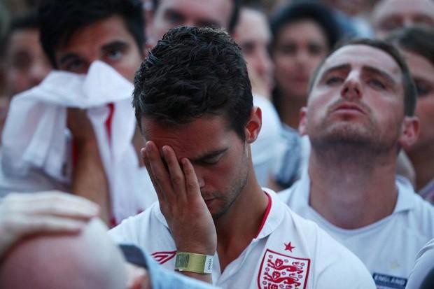 Beckham thẫn thờ nhìn Anh lỡ hẹn chung kết World Cup 2018 - Ảnh 6.