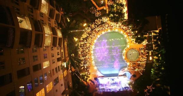 Lễ báo hỉ hoành tráng mời 1.000 khách, nguyên dàn motor đưa dâu, riêng trang trí đã hết 200 triệu ở Buôn Mê Thuột - Ảnh 8.