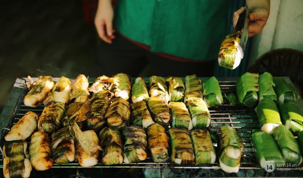 Bỏ túi những hàng chuối nếp nướng để bạn nhâm nhi lúc xế chiều Sài Gòn - Ảnh 1.
