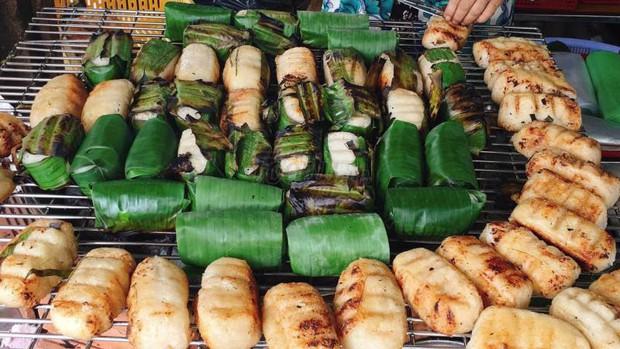 Bỏ túi những hàng chuối nếp nướng để bạn nhâm nhi lúc xế chiều Sài Gòn - Ảnh 4.