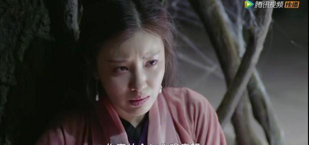"""Trầy trật gần 40 tập, """"Phù Dao"""" Dương Mịch mãi mới chạm mốc 1%, ngửi khói phim của Địch Lệ Nhiệt Ba!  - Ảnh 4."""