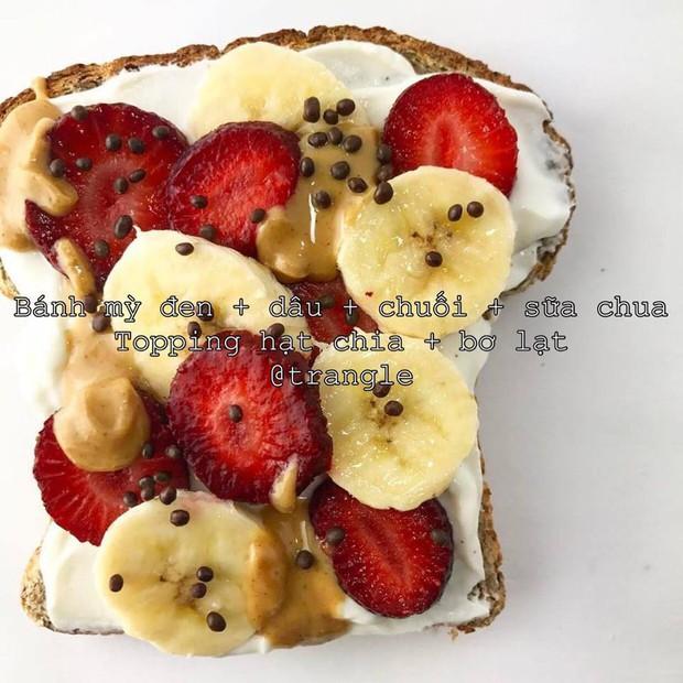 Muốn giảm mỡ tăng cơ lại tràn đầy năng lượng, hãy tham khảo một số thực đơn ăn sáng này - Ảnh 2.
