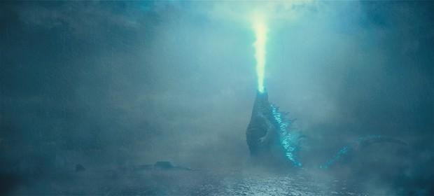 """Khạc lửa chỉ thiên """"thả thính"""" bật tung năng lượng, """"vua của các quái vật"""" Godzilla gây không ít tò mò - Ảnh 1."""