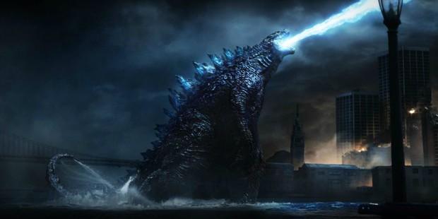 """Khạc lửa chỉ thiên """"thả thính"""" bật tung năng lượng, """"vua của các quái vật"""" Godzilla gây không ít tò mò - Ảnh 3."""