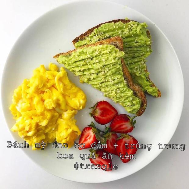 Muốn giảm mỡ tăng cơ lại tràn đầy năng lượng, hãy tham khảo một số thực đơn ăn sáng này - Ảnh 4.